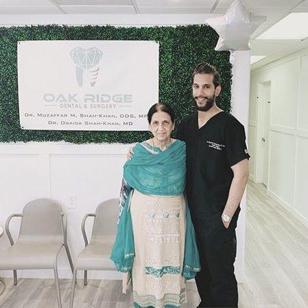 Dr. Obaida Shah-Khan, MD